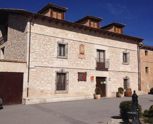 Hotel Las Baronas Santa Cruz de la Salceda